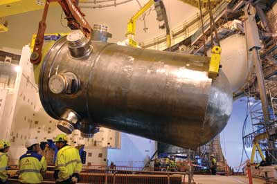 Westinghouse to provide TIP systems for Olkiluoto nuclear