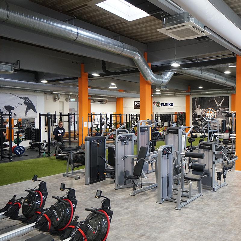 Fitnessstudio in Regensburg