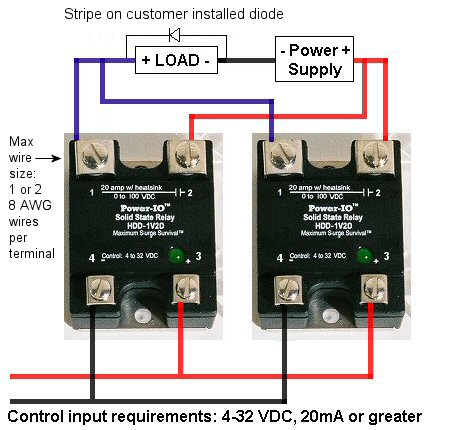 solid state relay wiring diagram crydom 39 slo syn stepper motor 32 images at cita asia mosfet relays dual