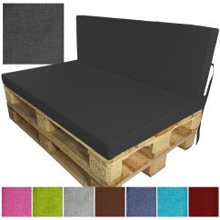 Homemade Modern Ep 70 Outdoor Sofa Simple Bed Mechanism Pallet Cushions Euro Paletten Polster Edition