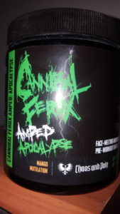 Cannibal Ferox Amped Apocalypse