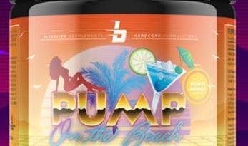Blackline Supplements - Pump on the Beach Booster