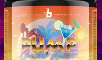 Blackline Supplements - Pump on the Beach Booster