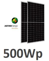 Moduli Fotovoltaici TIER 1 fino a 500Wp