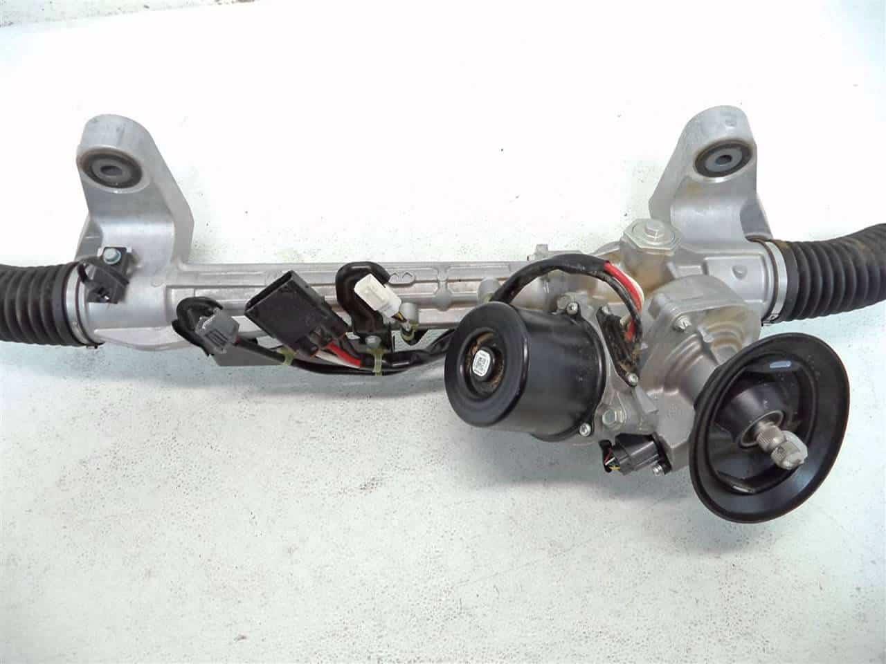 hight resolution of honda cr v electric power steering eps rack motor repairs power