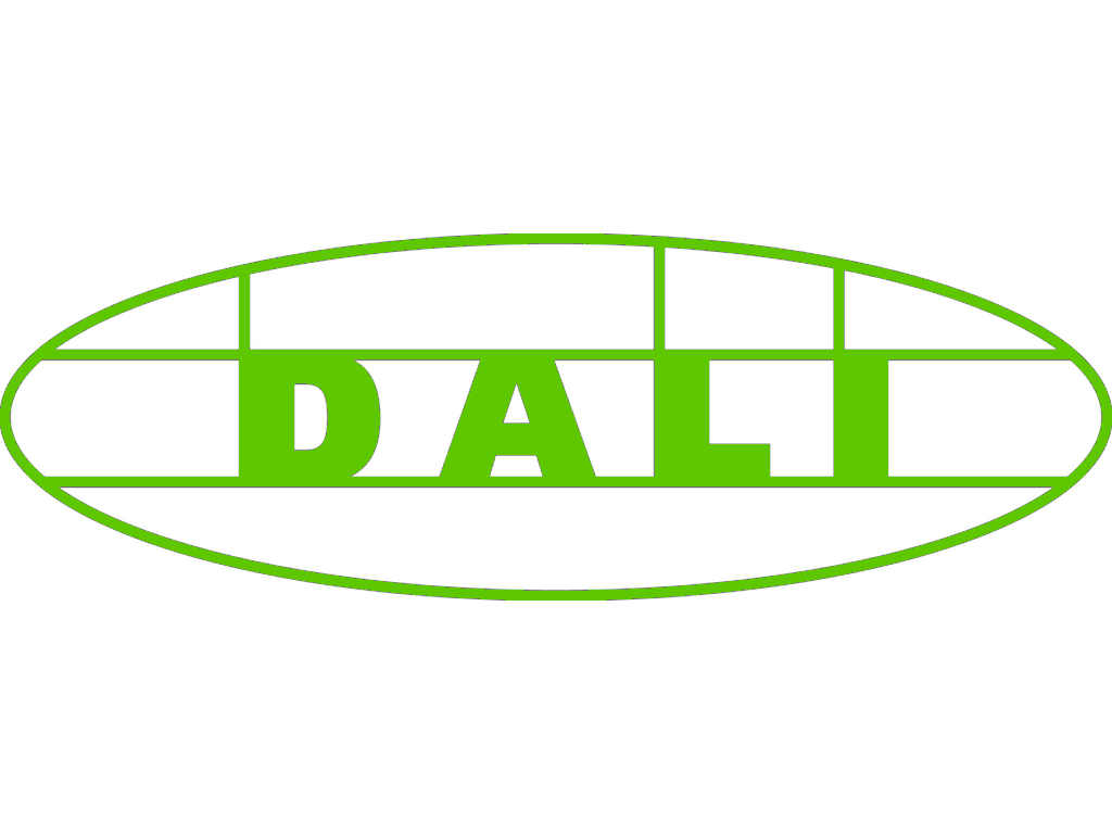 hight resolution of mean well dali led drivers