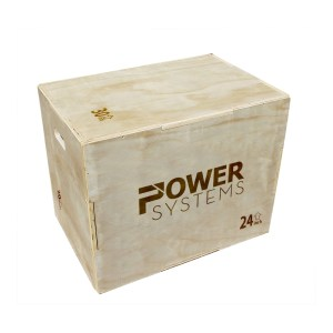 The Power Systems 3 in 1 Plyo Box
