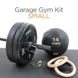 Garage Gym Kit Small