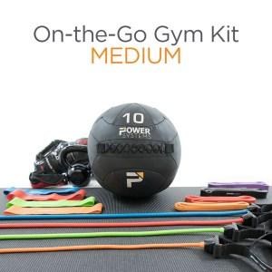 on the go gym kit medium