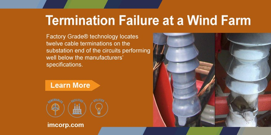 MV Heat Shrink Cable Terminations Can Fail Despite Passing
