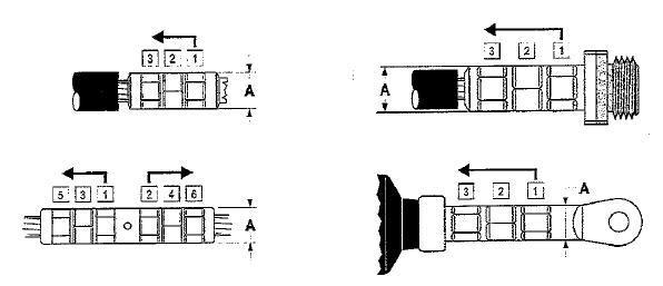 Crimping Tools & Die Sets For Aluminium Crimp Connectors