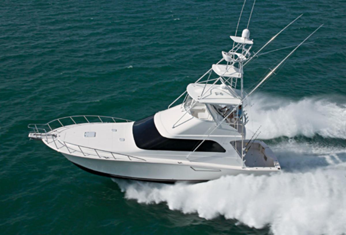Cabo Yachts 52 Flybridge Power Amp Motoryacht