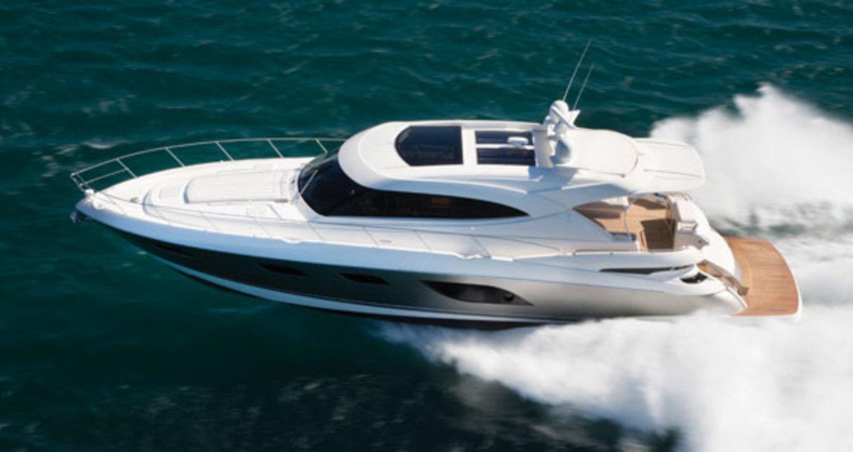 Riviera 6000 Sport Yacht  Power  Motoryacht