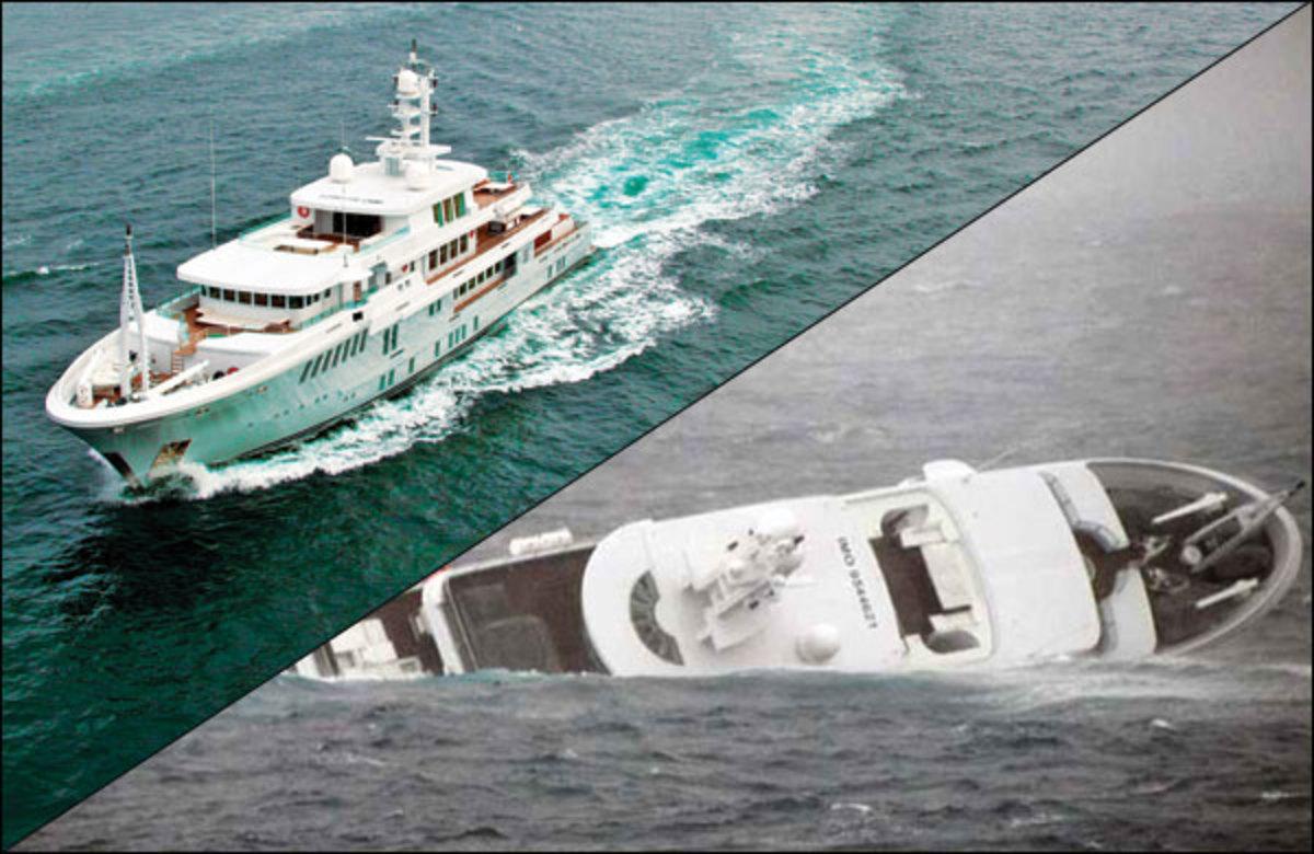 Following Up On Megayacht Yogi Sinking Power Amp Motoryacht