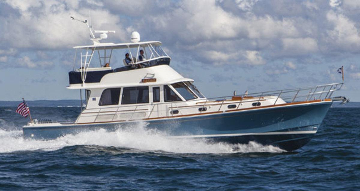 Grand Banks 55 Eastbay FB  Power  Motoryacht