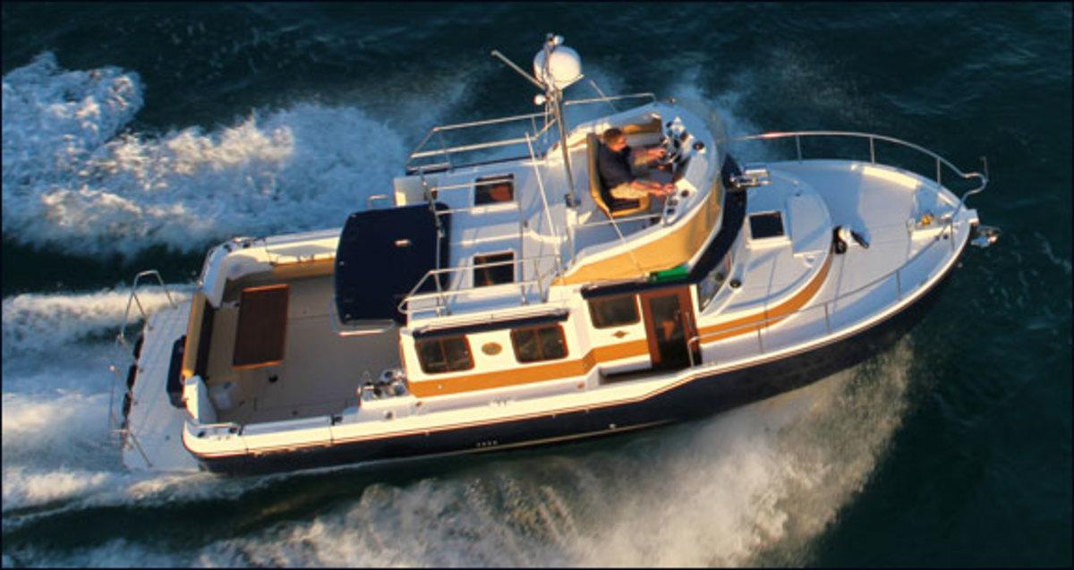 Ranger Tugs R 31 Power Amp Motoryacht