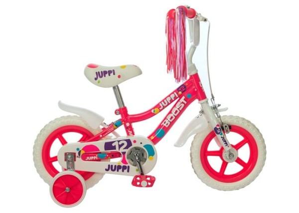 """BICIKL BOOST JUPPI GIRL 12"""" pink najpovoljnija cena"""