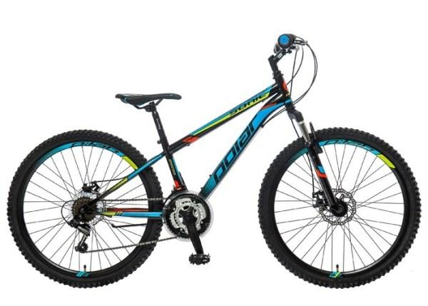 BICIKL POLAR SONIC 26 FS DISC black-blue-green najpovoljnija cena