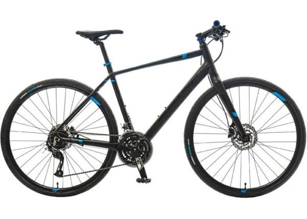 BICIKL POLAR SHADOW black-blue