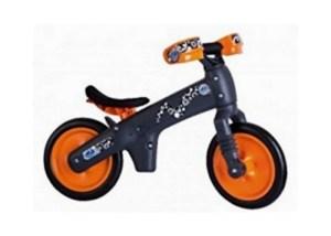 BICIKL GURALICA BELLELLI PVC black-orange najpovoljnija cena