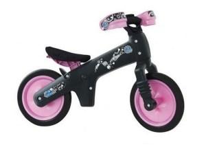 BICIKL GURALICA BELLELLI PVC black-pink najpovoljnija cena