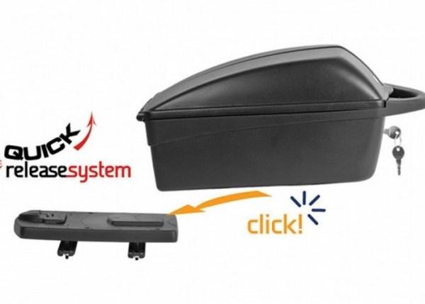 BOX POLISPORT - NA PAK TREGER - QUICK RELEASE SYSTEM najpovoljnija cena