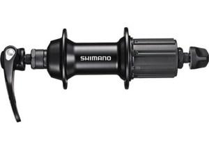 NABLA ZADNJA SHIMANO TIAGRA FH-RS400 36H 10/11 BRZINA CRNA QR:163mm najpovoljnija cena
