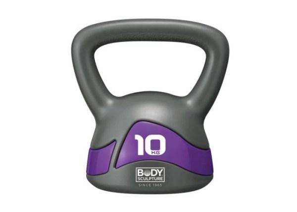 KETTLEBELL BW-117 10kg grey-purple najpovoljnija cena