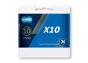 LANAC KMC X10 10 BRZINA SA BRZOM SPOJNICOM najpovoljnija cena