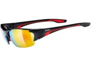 NAOCARE UVEX BLAZE III black-red najpovoljnija cena