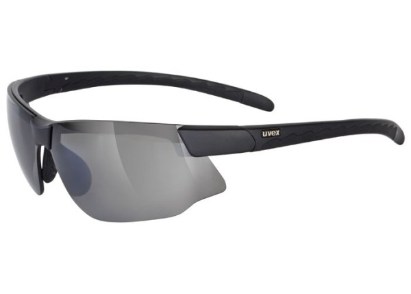 NAOCARE UVEX SGL 616 black mat-litemirror silver najpovoljnija cena