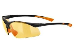 NAOCARE UVEX SGL 223 black orange najpovoljnija cena