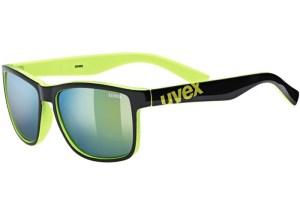 NAOCARE UVEX LGL 39 black-lime-yellow najpovoljnija cena