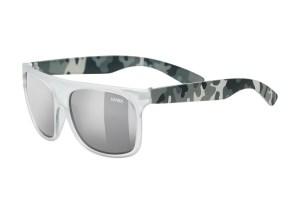 NAOCARE UVEX SGL 511 DECIJE white transparent camo najpovoljnija cena