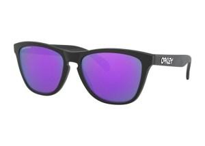 NAOCARE OAKLEY FROGSKINS matte black-prizm violet najpovoljnija cena