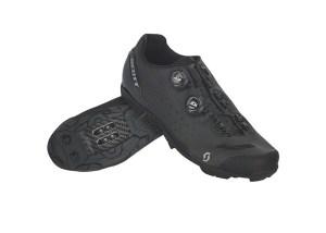 CIPELE SCOTT MTB RC EVO black reflective-black najpovoljnija cena