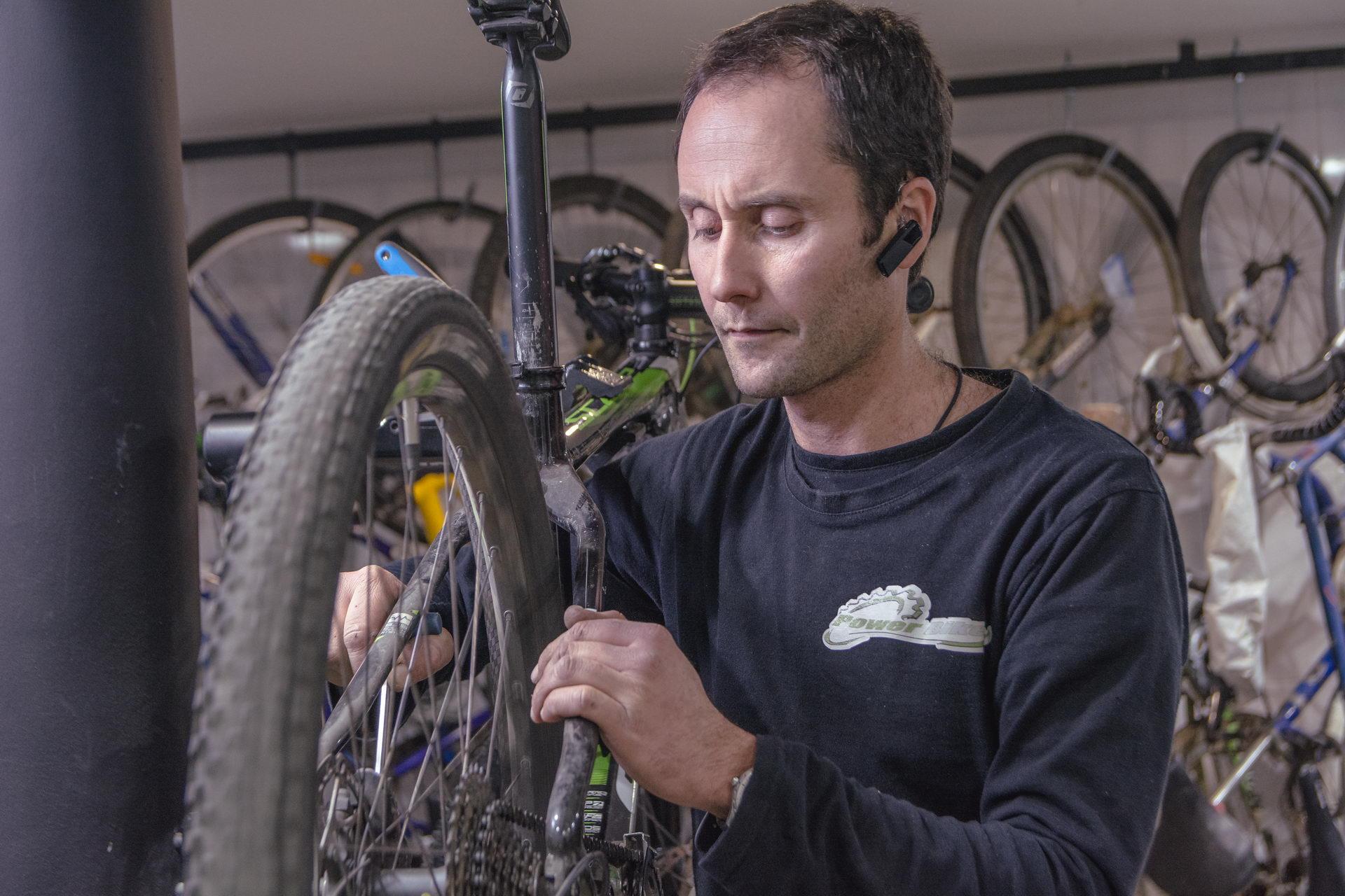 Servis bicikala i biciklisticke opreme