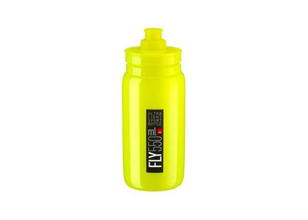 BIDON ELITE FLY fluo yellow 500ml