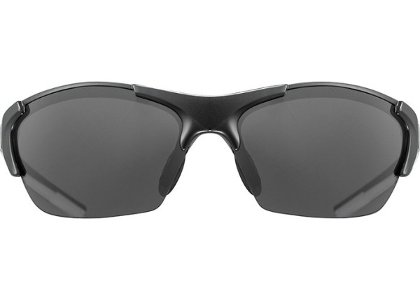 NAOCARE UVEX BLAZE III black mat-smoke