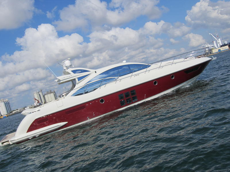 2008 Azimut 62s Powerboat For Sale In Florida