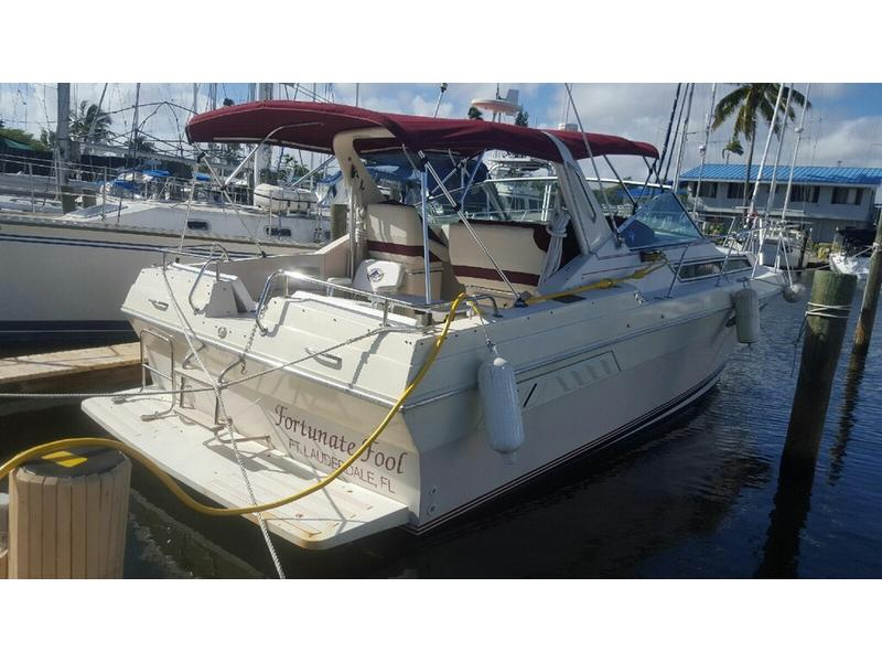 sofa sleeper cover cinema 1985 wellcraft st tropez powerboat for sale in florida