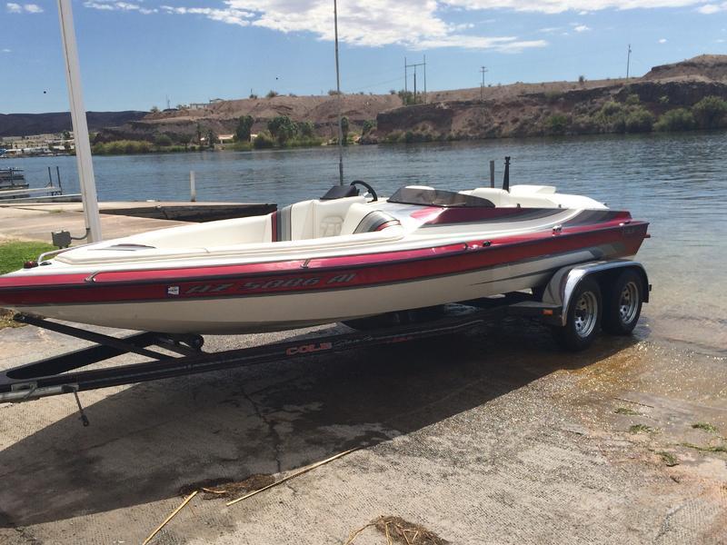 1991 Cole 21 Super Sport Powerboat For Sale In California