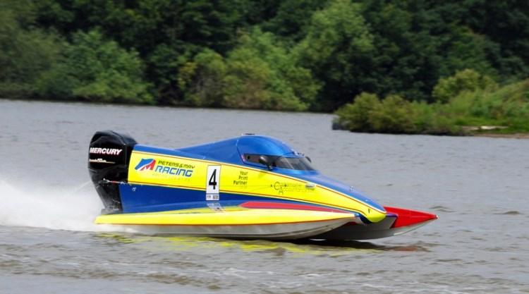 Ben Jelf practising in his F4 for this weekend