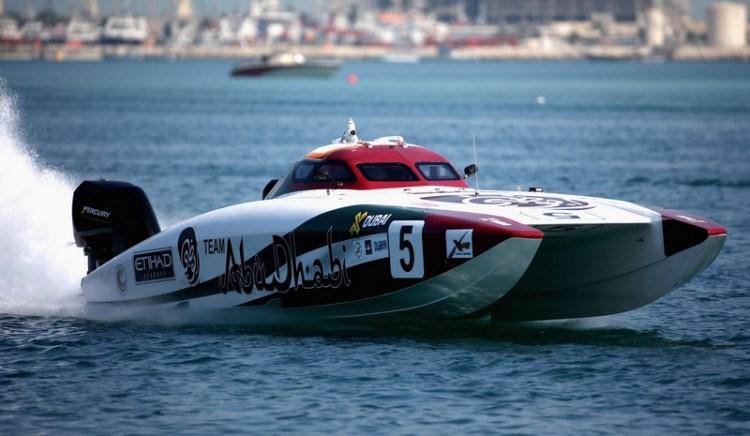 UIM XCAT World Series - Round 6, Abu Dhabi GP - Day 2