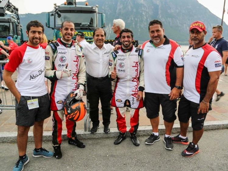 Team Abu Dhabi prepares for this weekend's World Endurance Championship race in Augustow.