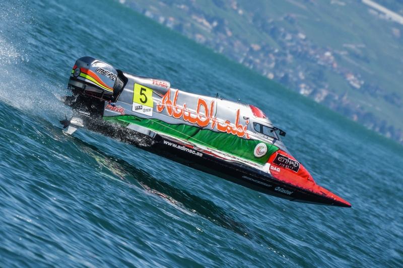 F1H2O Grand Prix of France, Evian 15th-17th July 2016, Thani Al Qamzi (5), Team Abu Dhabi