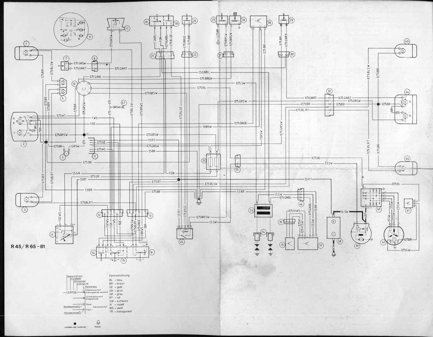 hight resolution of ab 1981 schaltplan d