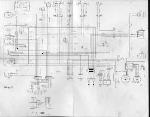small resolution of 1980 bmw r65 wiring diagram