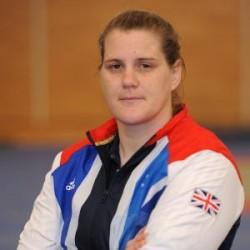 Karina Bryant, Bronze Medallist, 2012 Olympics