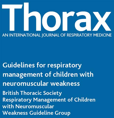 Respiratory Muscle Training for children with Duchenne Muscular Dystrophy